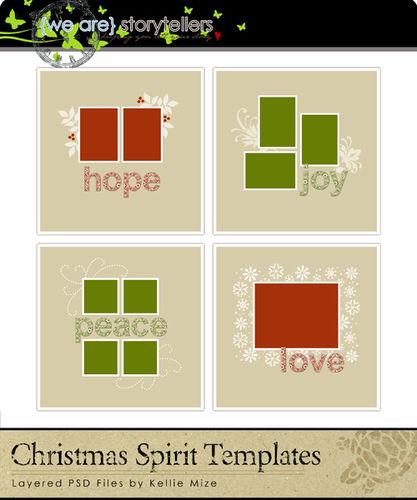 KHM-ChristmasSpiritTemplates