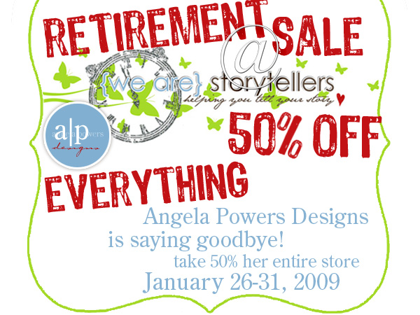 Apretirementsale