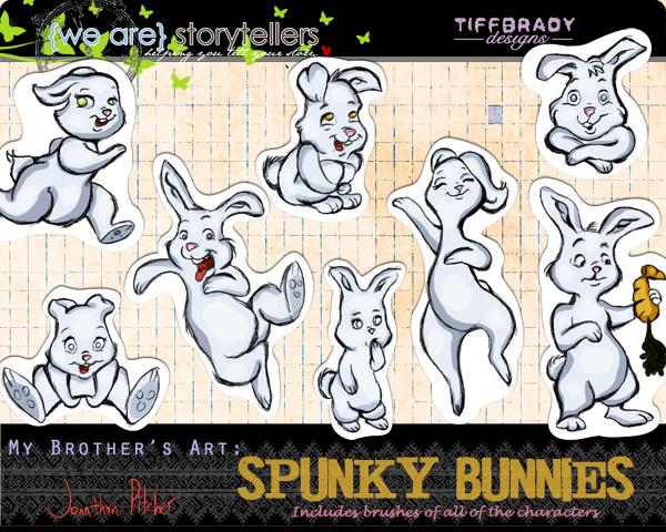Spunky Bunnies