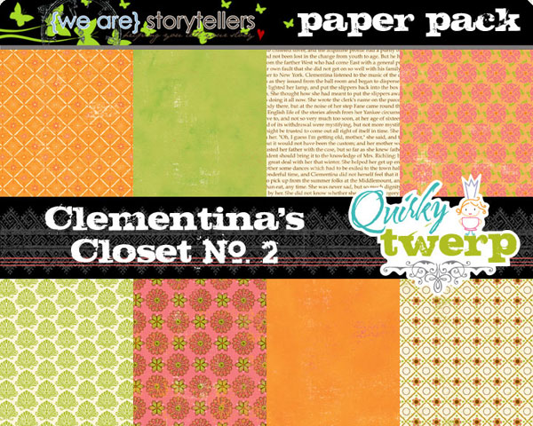 Clementina's Closet Add On