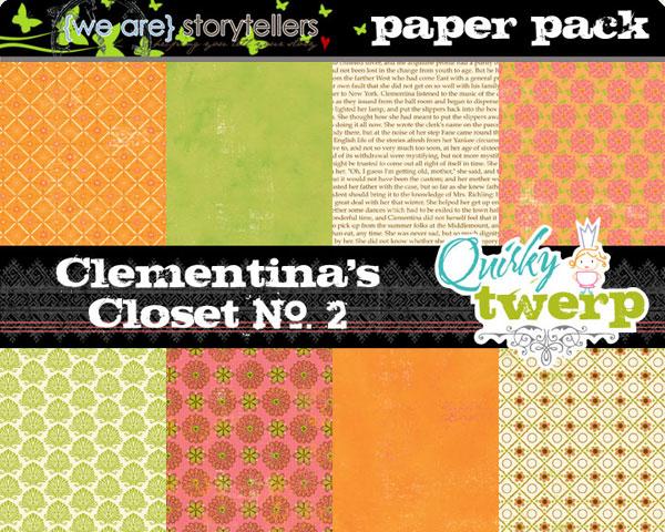 Clementina's Closet Add On
