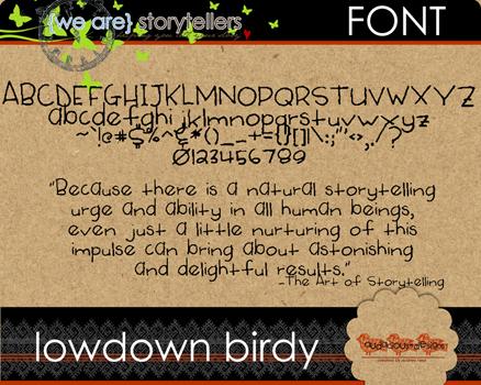 Lowdownbirdy