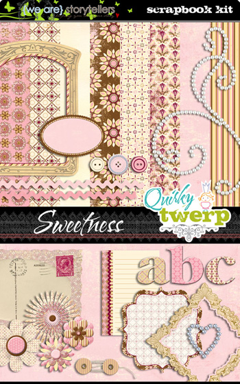 Sweetness Kit by Quirky Twerp