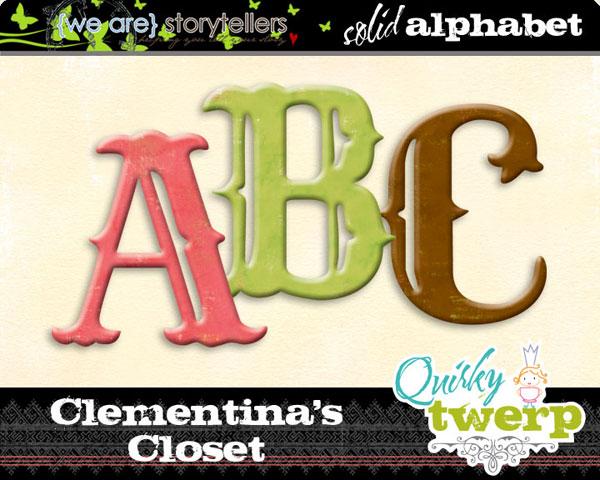 Clementina's Closet Add On Alpha
