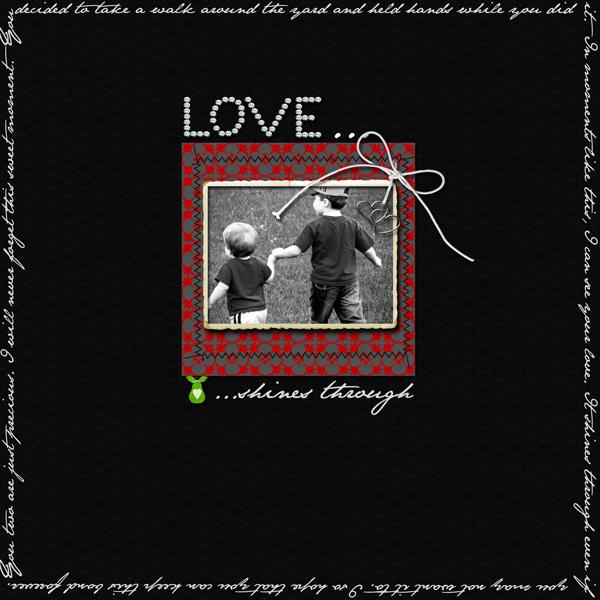 Loveshinesthrough